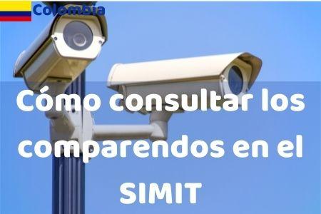 Como consultar comparendos en SIMIT