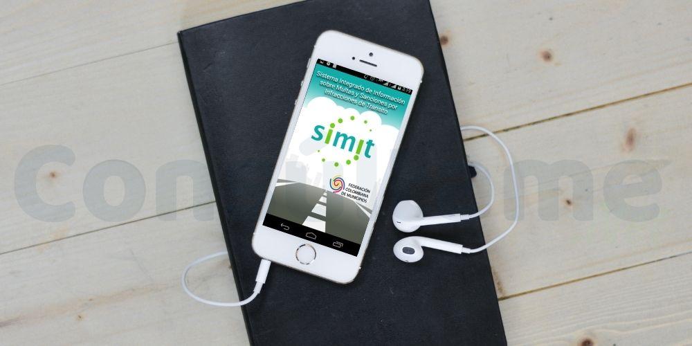 aplicación simit para celular
